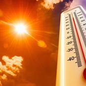 الأرصاد تحذر: موجة حارة تضرب البلاد ودرجات الحرارة تصل لـ 40 درجة في هذا التوقيت.. ومواطنون: