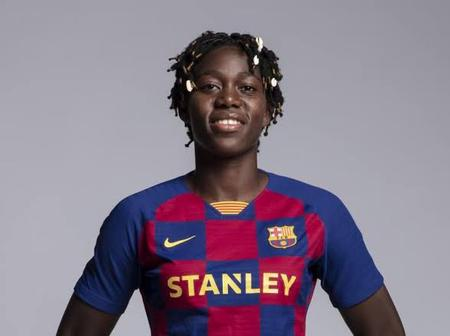 11 facts about Nigeria's Oshoala, Africa's best female footballer who dropped school for football