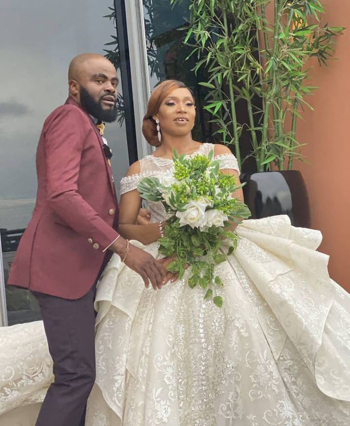 Check out 15 photos of Chief Imo and his wife they celebrate their 10th wedding anniversary 17