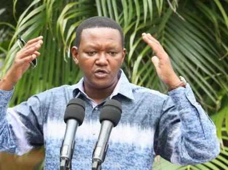 Governor Alfred Mutua Spills Beans on His Meeting with Dp Ruto's UDA Candidate in Machakos (Video)