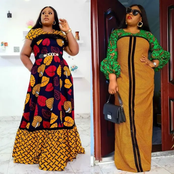 Rocking Any Of These Ankara Designs Will Make You A Center Of Attention In Any Occasion Or Event