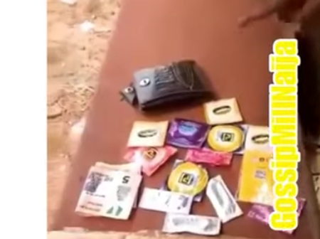 Video: See what was found in a lost wallet