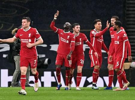 Liverpool has bounced back with an amazing win against Jose Mourinho's team 3-1.