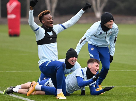 See the Chelsea Star that did not travel with the rest of the squad to Spain