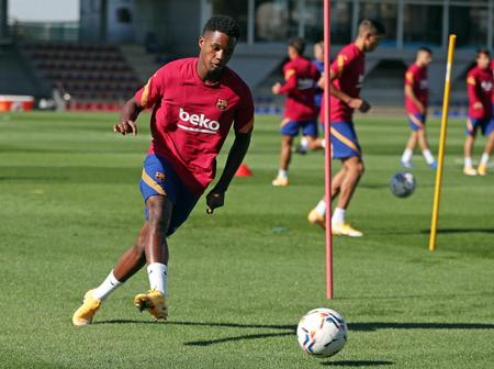 FC Barcelona Are Starting A New Week With The Returning Of Players From International Breaks