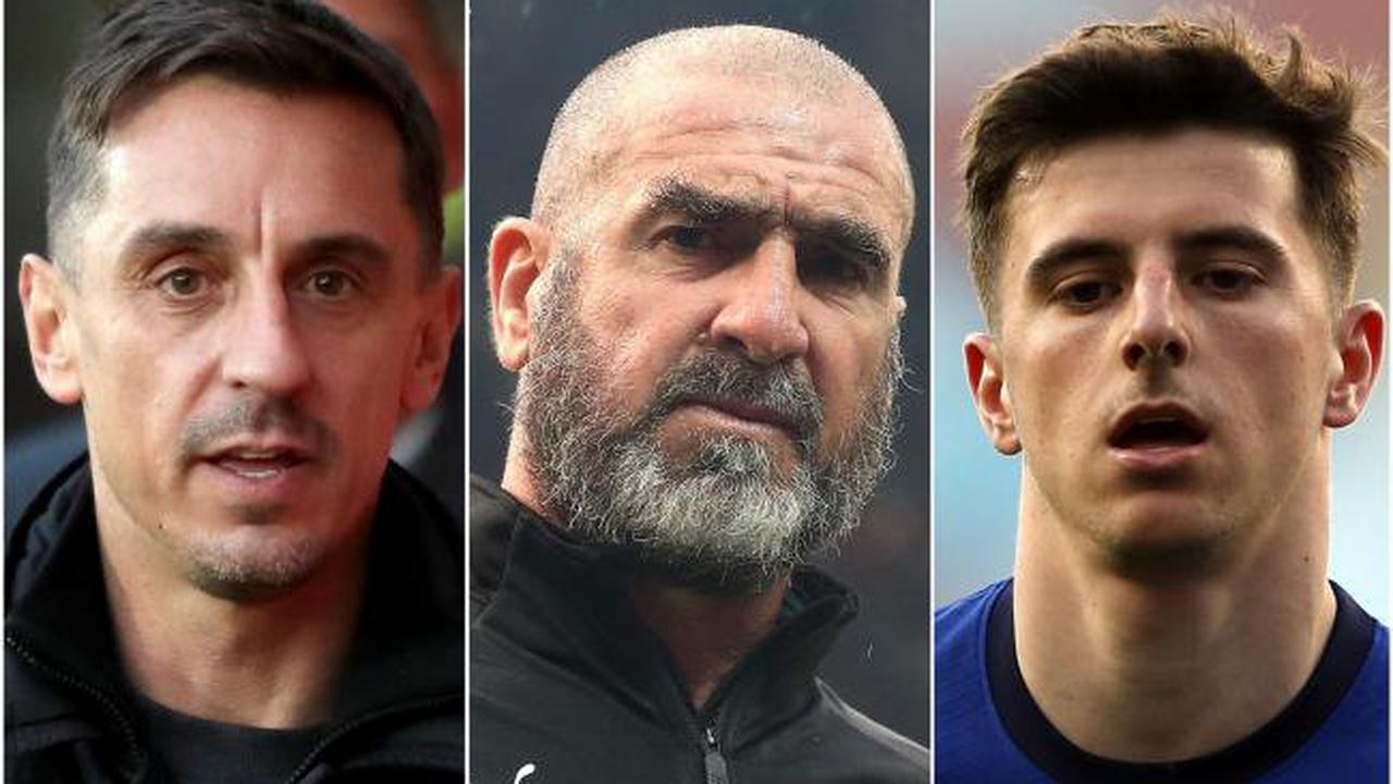 Neville pushes for change, Cantona and Mount awarded