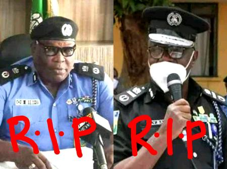 3 Days After The Death Of AIG, Omololu Bishi, Nigeria Police Loses Another AIG [Photos]