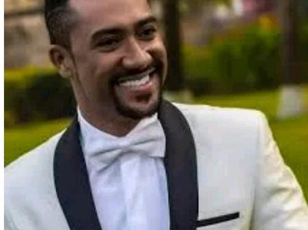Ghananian actor, Michel majid who is now a pastor