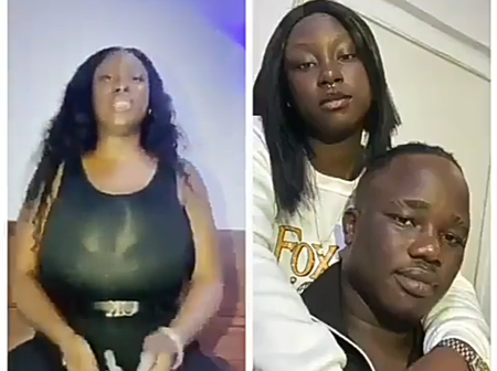 VIDEO: Lady accuses rapper JamoPyper of impregnating and dumping her