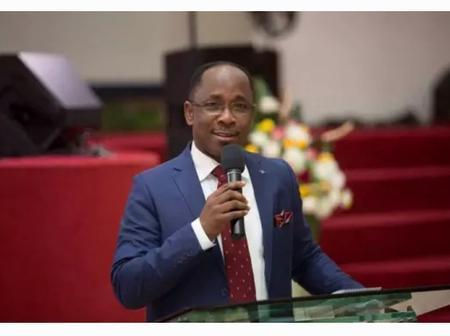 Meet Rev Cudjoe the ICGC pastor who is the current owner of TV3