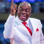 Today Is Bishop David Oyedepo's Birthday - See Adorable Photos Of The Handsome Pastor