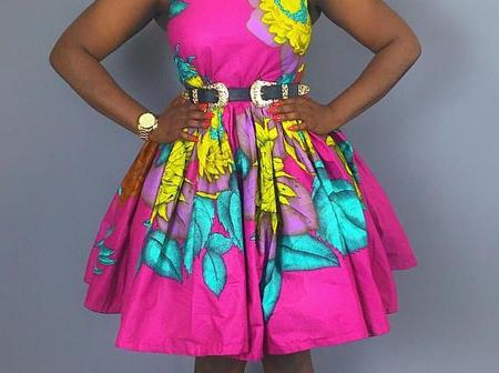 Become The Center Of Attraction In Any Event With These Magnificent Ankara Styles For Pretty Queens