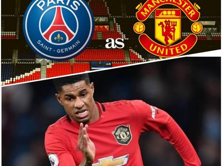 OPINION: Ahead of PSG clash, Man United should use Rashford as top 9