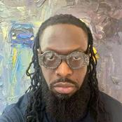 See recent pictures of singer Timaya that got people concerned for his health.