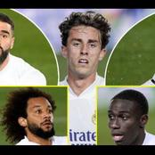 LIV vs RMA : With Carvajal and Vazquez out of the clash, Here are FOUR ways Zidane can replace them