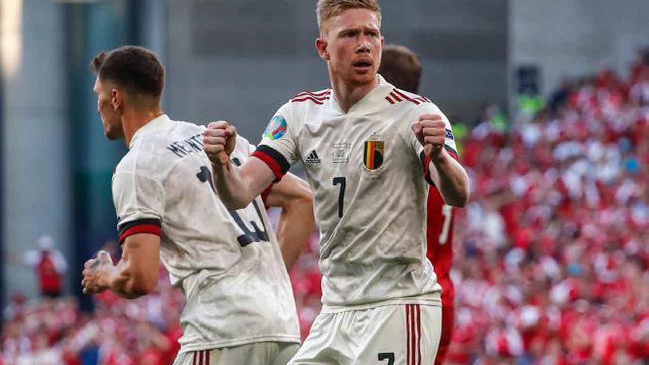 Euro 2020 matchday seven: Kevin De Bruyne guides Belgium into last 16