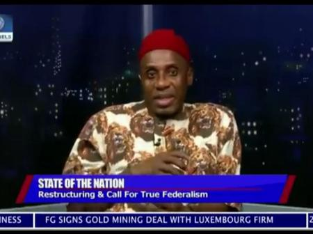 Restructuring Isn't The Main Problem We've - Rotimi Amaechi. Lists The Major Problems Of Nigeria