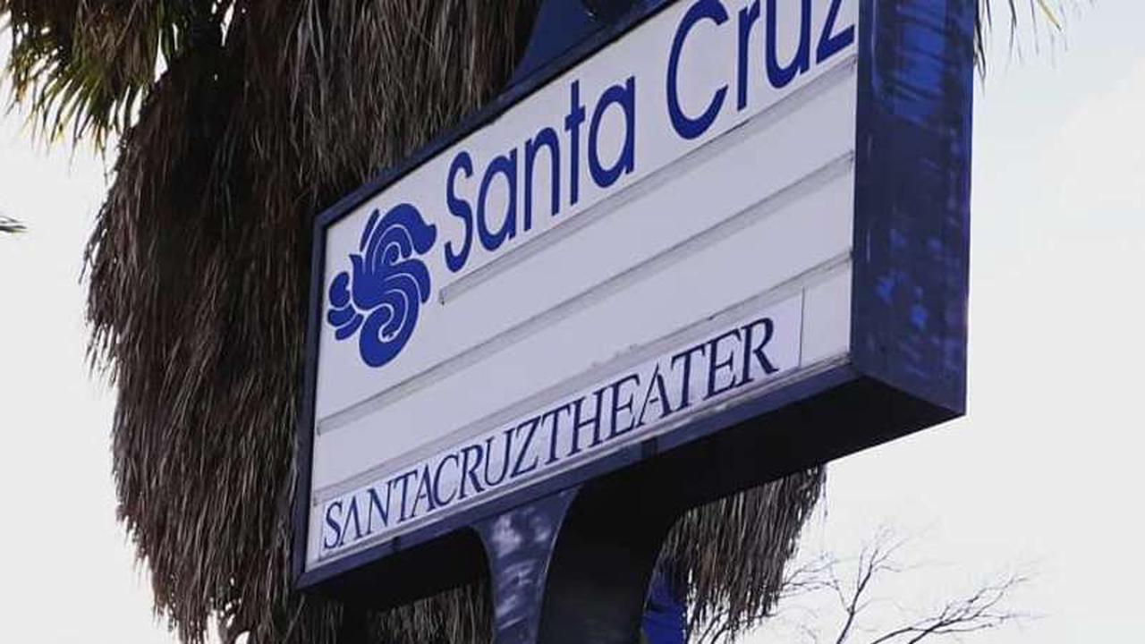 The Nyctophilia Comedy Show at Santa Cruz Theater