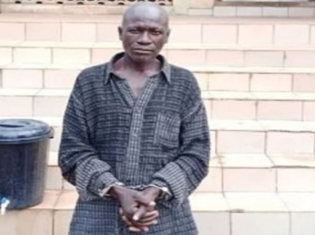 59 years old pastor arrested for raping a 10 year old girl in Ogun State