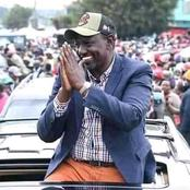 After Visiting Trans-Nzoia County, Ruto is Set to be Hosted by Kang'ata Tomorrow in Mount Kenya