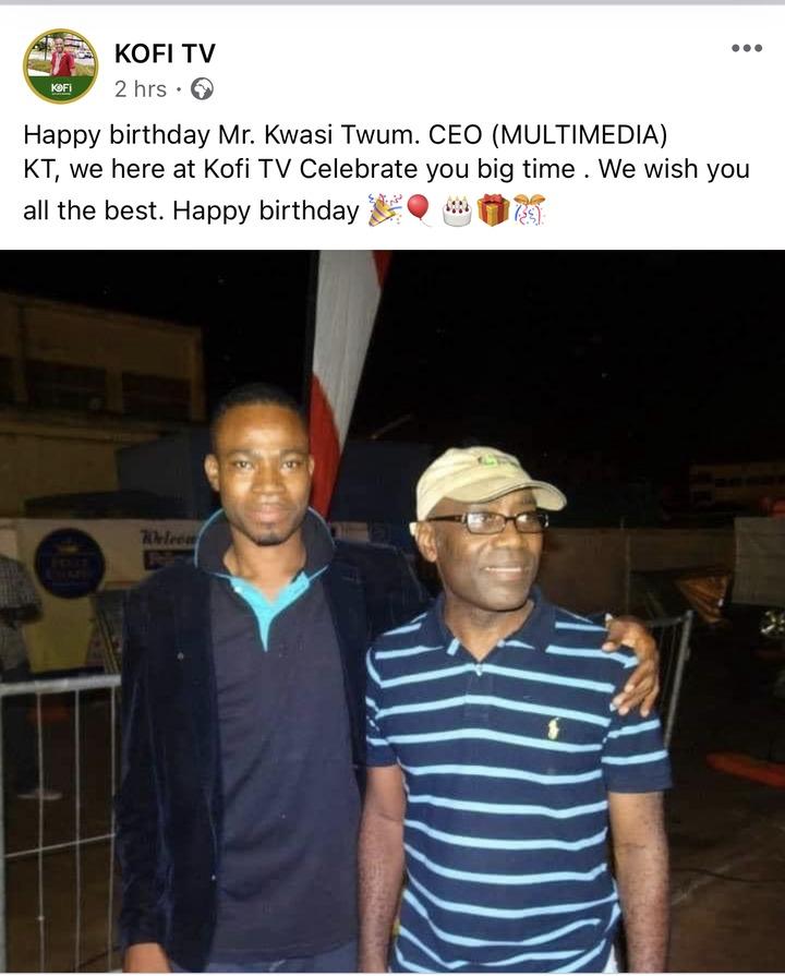 2a0d4964b95f47f1a9b69d41b7fb17c2?quality=uhq&resize=720 - ABN Journalist, Kofi Adoma Flaunts CEO Of Multimedia On His Birthday - Meet Kwesi Twum