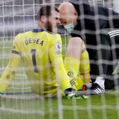 Reason For Degea Missing The Remaining Fixtures of The Month Revealed
