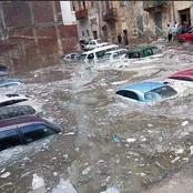 الأرصاد: هذه المحافظات ستشهد أمطارا غزيرة من الخميس إلي السبت.. والأهالي: ربنا يستر..اللهم ارفع الوباء