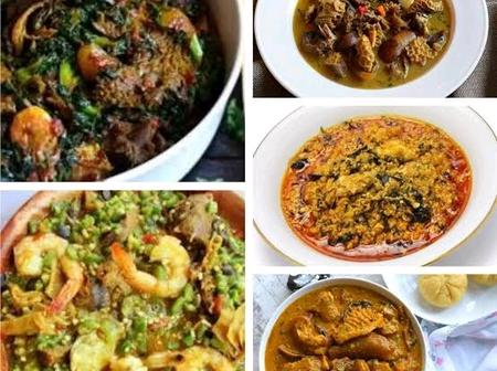 Checkout The Best Delicacies Of Igbo, Hausa And Yoruba Tribes