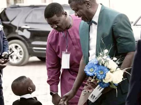 """""""If God Can Do This For Adeboye, He Can Do It For You"""" See What He Posted That Got Reactions"""