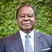 Henri konan BEDIE  sort de son silence sur la situation de GBAGBO ET Blé GOUDÉ