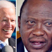 Details Of Uhuru's Private Phone Call With US President Joe Biden