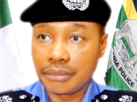 Usman Akali Baba, The New IGP