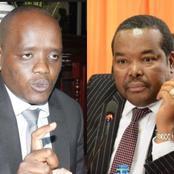 Vitu Kwa Ground Ni Different!; Dennis Itumbi Trolls MP Maore After DP Ruto's Heroic Welcome In Meru