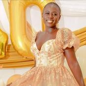 Netizens' Reaction As Akothee Flaunts Her 40th Birthday Dress