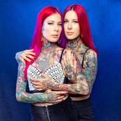 Meet The Identical Twin Sisters With Tattoos All Over Their Bodies