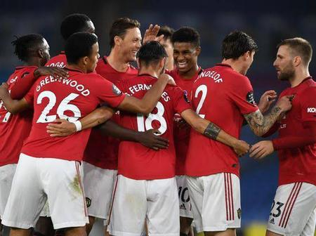 Manchester United Next Ten (10) Matches In The Premier League This Season
