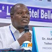 Rumeur d'arrestation de Mabri Toikeusse : L'Udpci rassure