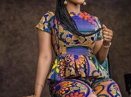 Ladies, look amazing in these Classy and latest Ankara designs