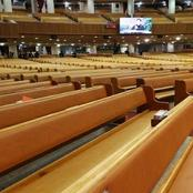 SACC appeals for 50% capacity in churches