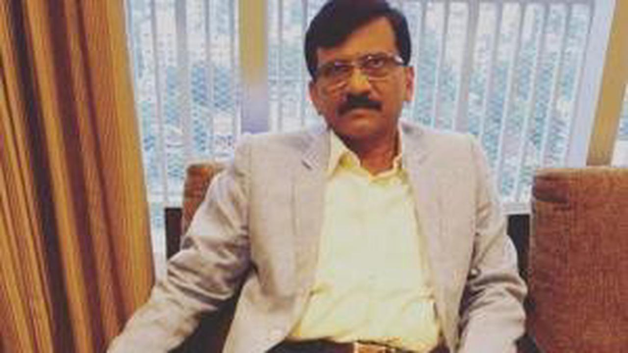 Harassing those against BJP is the national duty of ED: Sanjay Raut
