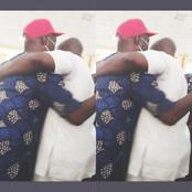 Check Out Photos Of Fayose And Seyi Makinde Hugging Themselves Passionately At Osogbo