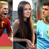 The Real Story - When Courtois Stole De Bruyne's Girlfriend