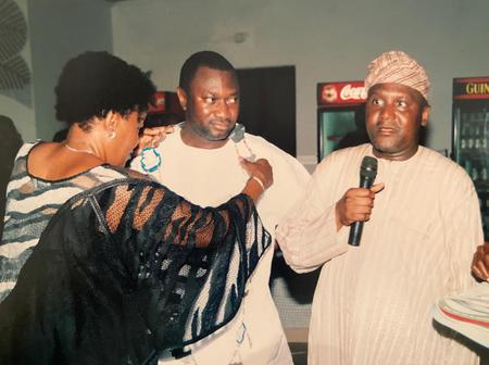16 years Ago, I was the largest Ship Owner in Africa -Femi Otedola