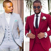 15 Executive Suit For Cute African Men