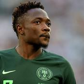 Super Eagles star, Ahmed Musa, signed for Kano Pillars today