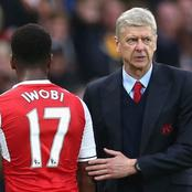 Meet one Alex Iwobi who joined Arsenal while in primary school