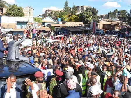 Kenyans React To Deputy President William Ruto's Tweet