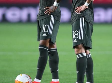 Guardiola Reacts To Fernandes And Rashford Goals Record This Season