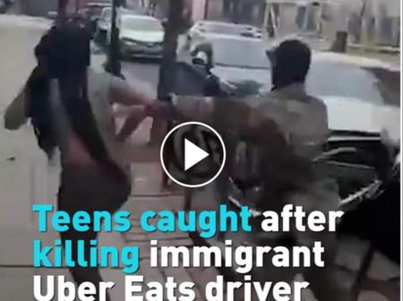 America, Two Girls Arrested For Killing A 66 Year Old Uber Eat Driver