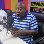 We want to come back- Allotey Jacobs reveals and causes stir